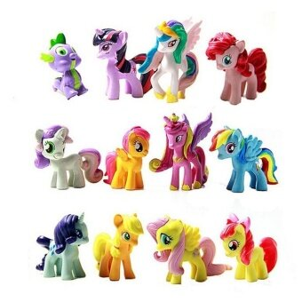 best price my little pony 3d nail art sticker for kids