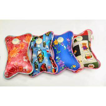 Harga Hot Pillow with Portable (random colour)