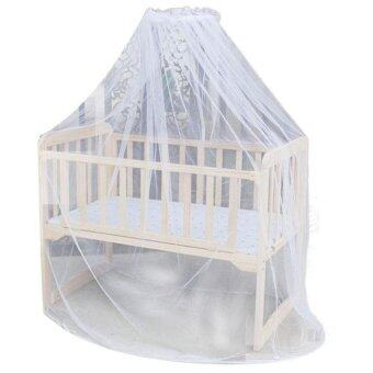 Harga Hot Selling Baby Bed Mosquito Mesh Dome Curtain Net for Toddler Crib Cot Canopy