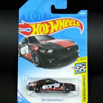 Hot Wheels Ford Mustang Gt Blister Kemek