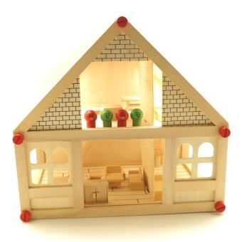 Harga Wooden Doll House