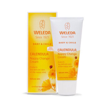 Harga Weleda Baby Calendula Nappy Change Cream (75ml)