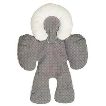 Harga JJ Cole Head & Body Support Baby Car Seat Pillow Stroller (Grey)