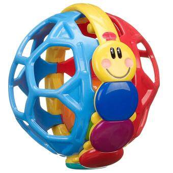 Harga Baby Einstein Bendy Ball Toddlers Fun Multicolor Activity Educational Toys with Chime Bell