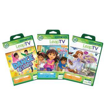 Harga LeapFrog LeapTV Educational Video Game - Bundle D