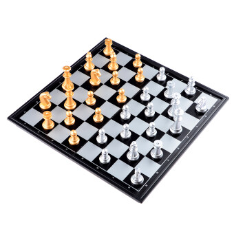 Harga 360WISH Travel Games Magnetic Chess Set Toys and Games (EXPORT)