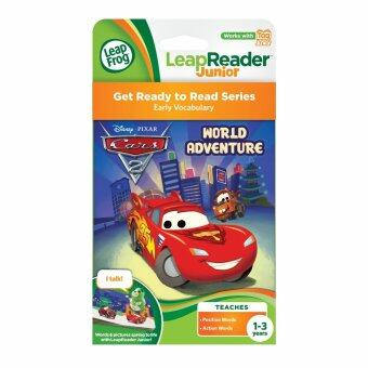 Harga LeapFrog LeapReader Junior Book Disney-Pixar Cars 2: World Adventure