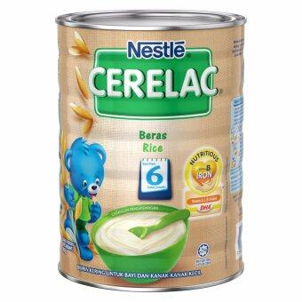 Harga NESTLE CERELAC Rice Infant Cereal 500g