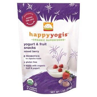 Harga Happy Baby Happy Yogis - Mixed Berry