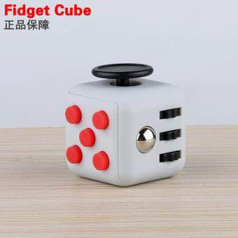 Harga United States Cube Fidget Dice Anti Anxiety Pressure Anxiety Box Vent Decompression Magic Box Toys