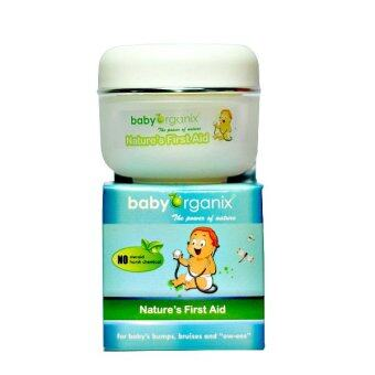Harga Baby Organix Nature's First Aid