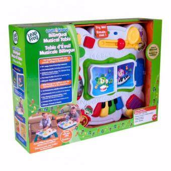 Harga LeapFrog - Learn & Groove Musical Table