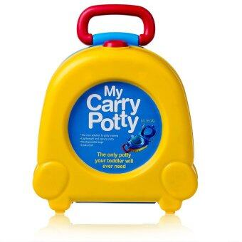 Harga Portable Home /Travel Handy Potty-Yellow