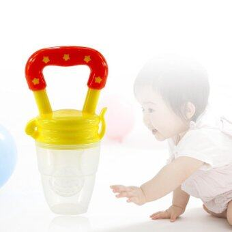 Harga Baby Bite Teether Pacifier Baby Food Supplement Fruits Vegetable Baby Feeder