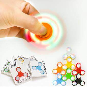 Harga Qniglo Fidget Hand Spinner, Ultra Fast Bearings, Finger Toy, Great Gift for ADD, ADHD, Anxiety, and Autism Adult Children