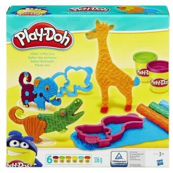 Harga Play-Doh Make 'N Mix Zoo
