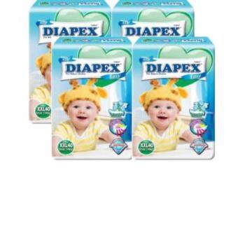 Harga DIAPEX Easy Mega Pack XXL40 (4packs)