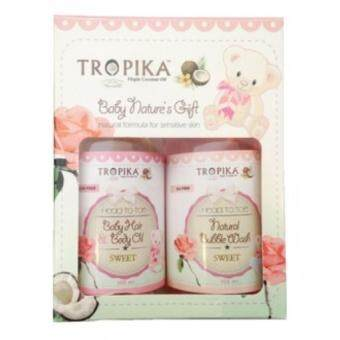 Harga Tropika Baby Nature's Gift Set Rose(SWEET)