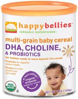 Harga Happy Baby Happy Bellies Cereal - Multigrain