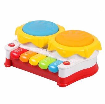 Harga TY30 baby music toys hand drum toy baby play music toy for 0-1 year old
