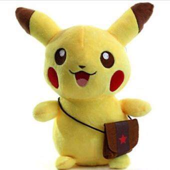 Harga Hequ plush toy doll,baby toys Christmas gifts,wholesale wedding company gifts Pikachu