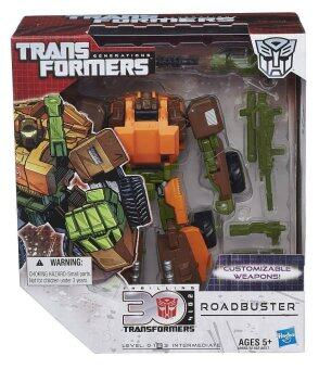Harga Transformers Generations Voyager Class Roadbuster