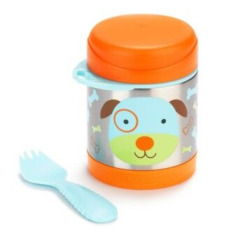 Harga SKIP HOP Zoo Insulated Food Jar