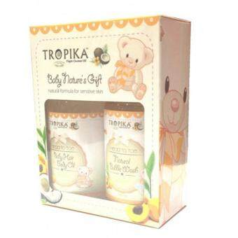 Harga Tropika Baby Nature's Gift Set Apricot (HAPPY)