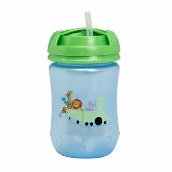 Harga DR. BROWNS 9OZ/270ML STRAW CUP BLUE