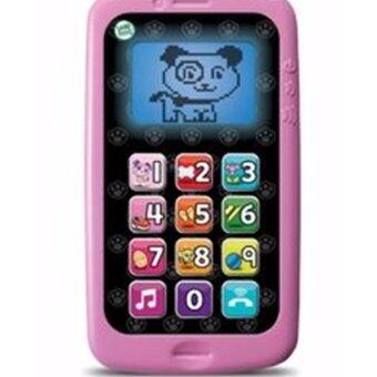 Harga LeapFrog - Chat & Count Phone Violet