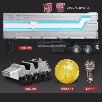 Harga Transformer Autobot Optimus Prime Trailer Mpp10 Mpp10-B Mp01-B Mpp10-W Model Oversized Truck Container Action Figure Toy