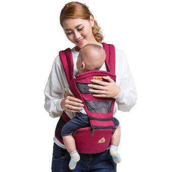 Harga Multifunction Kangaroo Baby Carrier Breathable summer Hipseat Front Backpacks Baby Canguru Hip Seat Portabebe