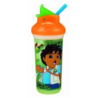 Harga Munchkin Go, Diego Go!™ 10oz Insulated Straw Cup - Colors and Designs May Vary Based On Stock Availability