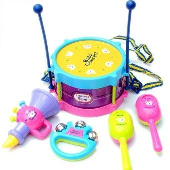 Harga Baby Concert 5 Pcs Musical Instruments Toy