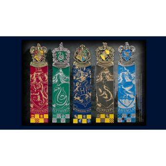 Harga Harry Potter Crest Bookmark Collection