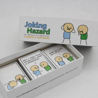 Harga Joking Hazard Party Game Funny Games For Adults With Retail Box Comic Strips Card Games