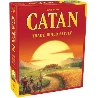 Harga Catan 5th Edition