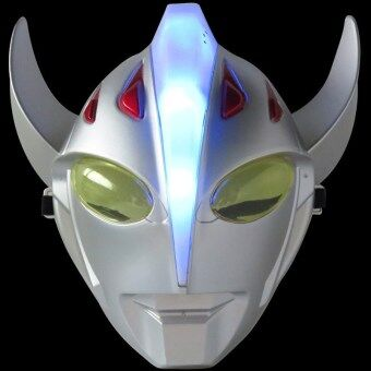 Harga Ultraman Mask with Light & Music