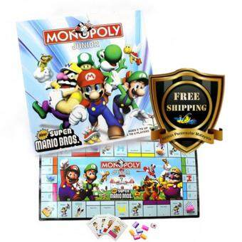 Harga Monopoly Junior Super Mario Bros -5119