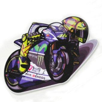 Harga Decal for VR46 Moto GP Reflective Waterproof Sticker Valentino Rossi 100mm