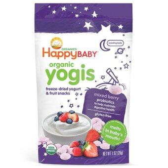 Harga Happy Yogis - Mixed Berry (Twin Packs)
