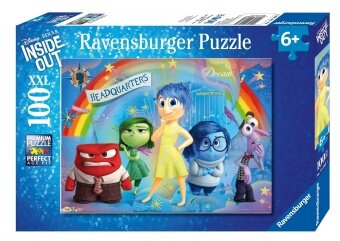 Harga Ravensburger Disney Inside Out Mixed Emotions Puzzle (100 Piece)