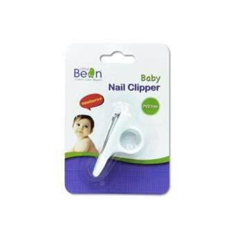 Harga Little Bean Nail Clipper with Holder