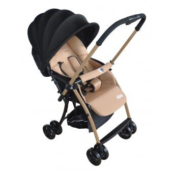 Harga Maxi Aire 2 way Stroller - Gold