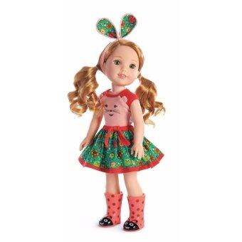 Harga American Girl WellieWishers Willa Doll