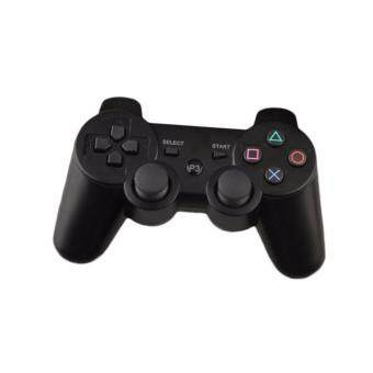 Harga Hequ PS3 Wireless Bluetooth Game Controller for PlayStation 3 PS3 Game Controller Joystick For Video Games With Packaging Black