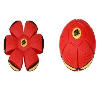 Harga Bliss Flat Ball Disc P3 (Red) (ASOTV)