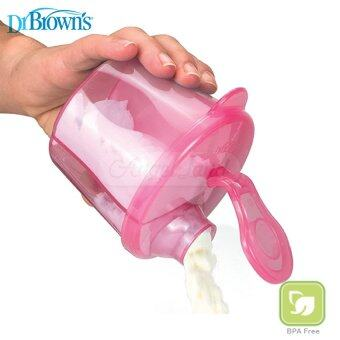 Harga Dr Brown´s Milk Formula Dispenser (30264) - Pink