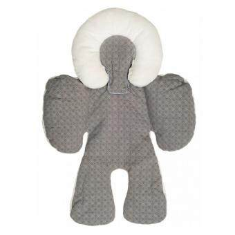 Harga JJ Cole Baby Head and Body Support Pillow Grey