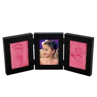 Harga Baby Hand Print Kit Baby Hand and Footprint Kits Photo Frame Baby Priceless Memories Photo Frame Baby Touch Baby Albums Keepsake Frame Xmas Christening Gifts